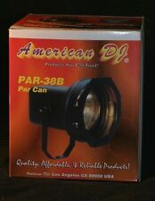 American DJ Special Effects Stage Lighting Light PAR 38B Par Can