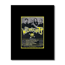 WILDHEARTS - UK Tour 2007 Mini Poster - 10x13.5cm