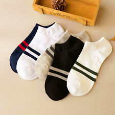 Fashion Mens Sports Socks Lot Crew Short Ankle Low Cut Casual Cotton Socks