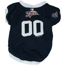 Detroit Tigers MLB Dog Pet Jerseys (all sizes)