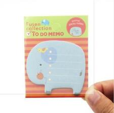 post memo pad sticky note it label paper animal novelty Uk Free Post