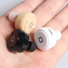 Mini Stereo In-Ear Headset Earphone Earbuds Bluetooth Earphones Wireless Headset