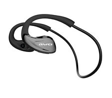 Wireless Sport Stereo Bluetooth Headset Earphone Headphones with Mic Neckband