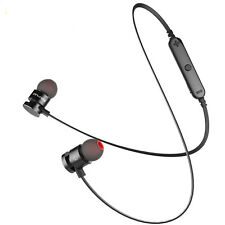 Outdoors Earbuds Wireless Bluetooth Headphones MIC Sport Bass Headset Earphone