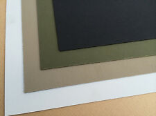 "300*150*1.5mm (0.06"") KYDEX Thermoplastic plate 1.5mm thickness with brass nail"