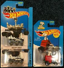Lot of Hot Wheels Entertainment Cars - 7 Cars