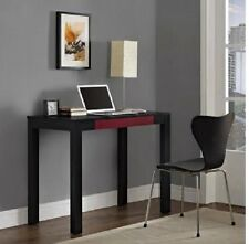 Laptop and Writing Desk with Colored Drawer, Office Desk Computer Desk NEW