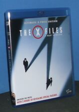 The X-Files: I Want to Believe (Blu-ray Disc, 2008, Checkpoint)