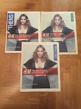 RARE GREEK NEWSPAPERS WITH MADONNA ON THE COVER LOT