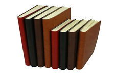 Firenze Italian Leather Papuro Journal - 2 Sizes and  4 Different Colours