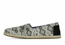 Toms Classic Black Diamond Jaq.Rope Sole 10009698 + new + Many Sizes
