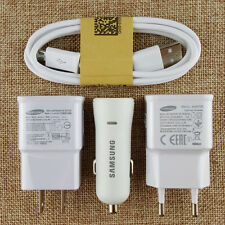 OEM 2.0 Amp Micro Cable Car Adapter Wall Charger For Samsung Galaxy S4 S3 Note2