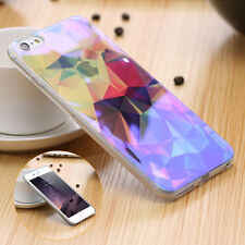 KISSCASE Modern Soft TPU Clear Mobile Phone Case Transparent Cover For iPhone