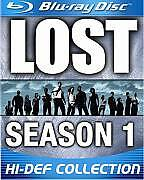 Lost - The Complete First Season (Blu-ray Disc, 2009)