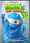 B.O.B.s Big Break (3D w/Glasses DVD, 2011, Widescreen) LN CL5