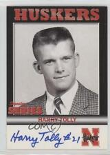 2006 TK Legacy Nebraska Cornhuskers Signature Series #C17 Harry Tolly Auto Card