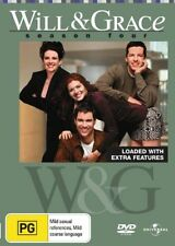Will And Grace SEASON 4 : NEW DVD