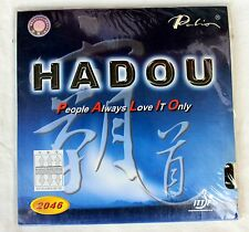 Palio HADOU 2046 TENSION Pips-In Table Tennis Rubber w/ Sponge, OZ Seller