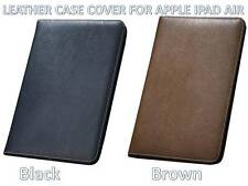 Luxury Leather Magnetic Smart Flip Case Cover for Apple iPad Air 2 Stand Strap