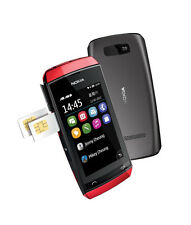 Original Dual SIM Nokia asha 305 touch screen 2MP Camera Bluetooth Gprs FM radio