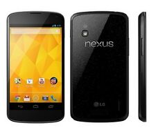 "LG Google Nexus 4 E960 - 4.7"" 3G Wifi 16GB 8MP NFC Android Original Unlocked"