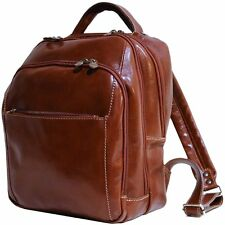 Floto Imports Luggage Venezia Backpack, Italian Calfskin Leather