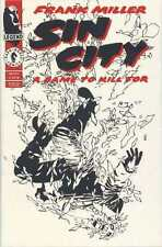 Sin City: A Dame to Kill For #2 in Near Mint condition. FREE bag/board