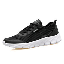 Men Spring Fashion Breathable Light Running Shoes Wearable Non Slip Sports Shoes