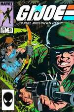 G.I. Joe: A Real American Hero (1982 series) #45 in Very Fine - condition