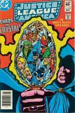 Justice League of America (1960 series) #214 in Very Fine + condition