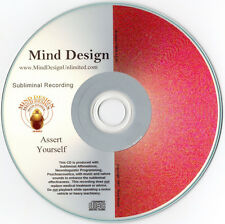 Assert Yourself - Subliminal Audio Program - Become More Assertive and Decisive!