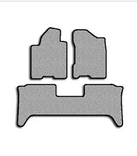 2004-2008 Nissan Armada 3 pc Set Factory Fit Floor Mats