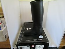 TOGGI ADULT'S CHILDREN'S GYMKHANA BLACK LONG RIDING BOOTS VARIOUS SIZES
