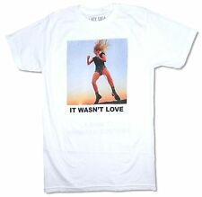 Lady Gaga Perfect Illusion It Wasn't Love White T Shirt New Official Merch