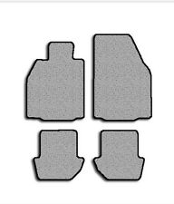 2005-2012 Porsche 911 4 pc Set Factory Fit Floor Mats (Coupe)