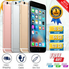 Apple iPhone 6 16/64/128GB (GSM Unlocked) iOS Smartphone AT&T -All Colors +