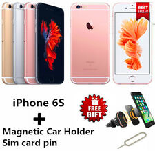 Apple iPhone 6S - IPHONE 6 IPHONE 5S (BRAND NEW ) - 16-64-128GB - 1year Warnty S