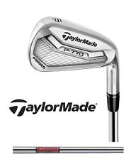 "New 2017 Taylormade Golf P 770 Tour Irons P770 Set KBS Tour 1* Upright -1"" Short"
