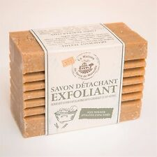 FRENCH SOAP ,SAVON DE MARSEILLE 300g Soap Stain remover, and with Crushed Olive