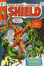 Nick Fury: Agent of SHIELD (1968 series) #17 in Very Fine - condition
