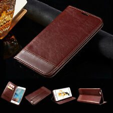 Luxury Wallet Case Magnetic Leather Flip Cover Pouch For Samsung Galaxy S8 Plus