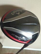 Callaway FT Optiforce 460 10.5* Driver PROJECT X Shaft Graphite RH great driver
