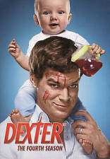 Dexter: The Fourth Season (DVD, 2010, 4-Disc Set)