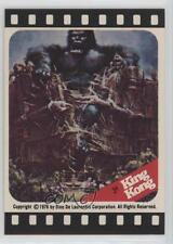 1976 Topps Stickers #3A King Kong Non-Sports Card 0a2