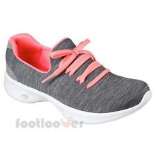 Shoes Skechers Go Walk 4 - All Day Comfort Sneakers 14177 gypk Woman Grey Pink M