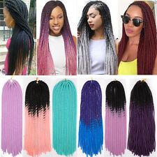 "24"" Ombre Twist Synthetic Crochet Braiding Hair Extensions braids Hair Extension"