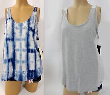 Calvin Klein Jeans Tie Dye or Sunset Color Block Tank Top U Pick Size M L