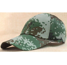 Army Military Camo Cap Baseball Casquette Camouflage Hunting Fishing Travel Hats