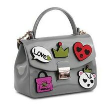 Woman Shouder Bag 2017 Fashion Handbag Jelly Boutique Tote Candy Chain Purse New