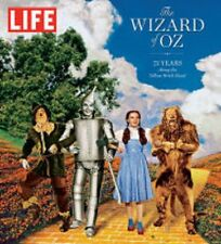 The Wizard Of Oz Giftbook Time Magazine 75 Years Along the Yellow Brick Road NEW